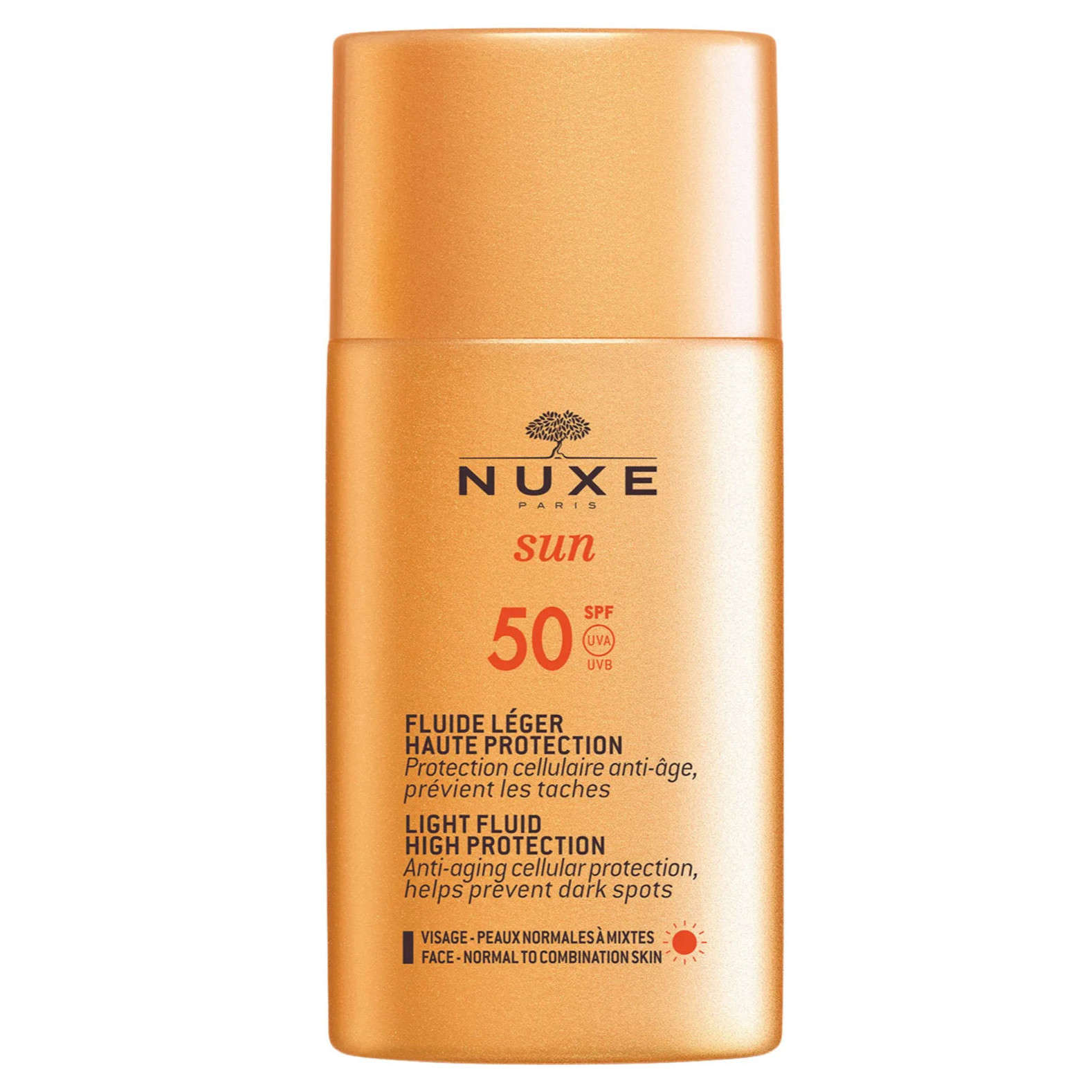 Nuxe - Sun - Fluido Leggero Alta Protezione - SPF50