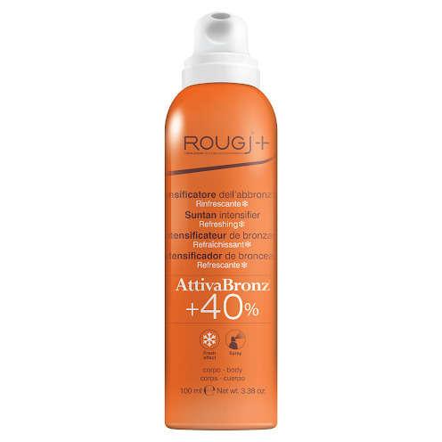 Rougj - Attivabronz +40% - Intensificatore dell'abbronzatura Spray