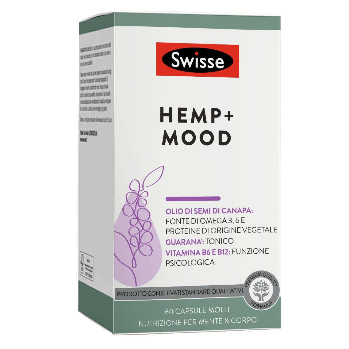 Swisse - Hemp+ - Mood