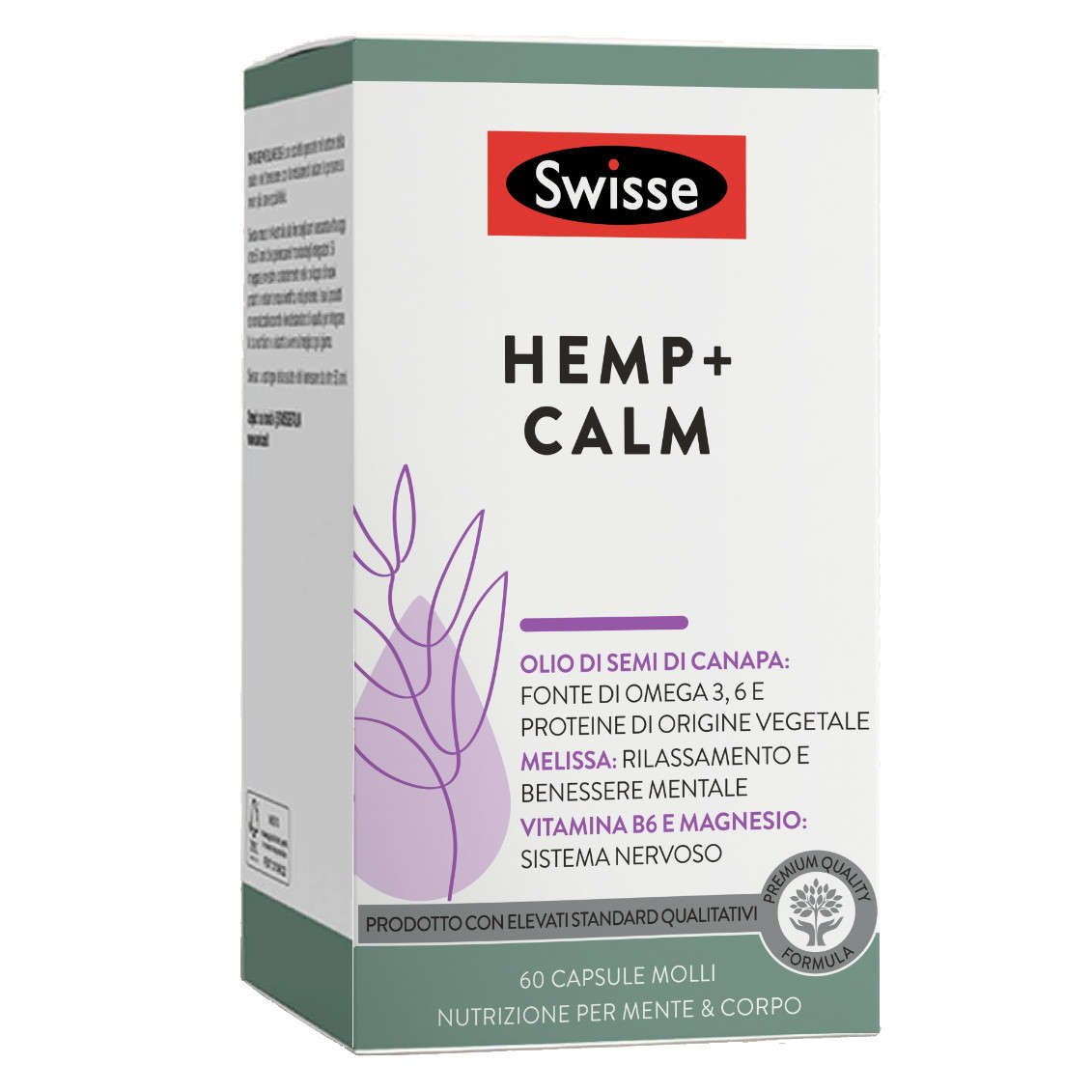 Swisse - Hemp+ - Calm