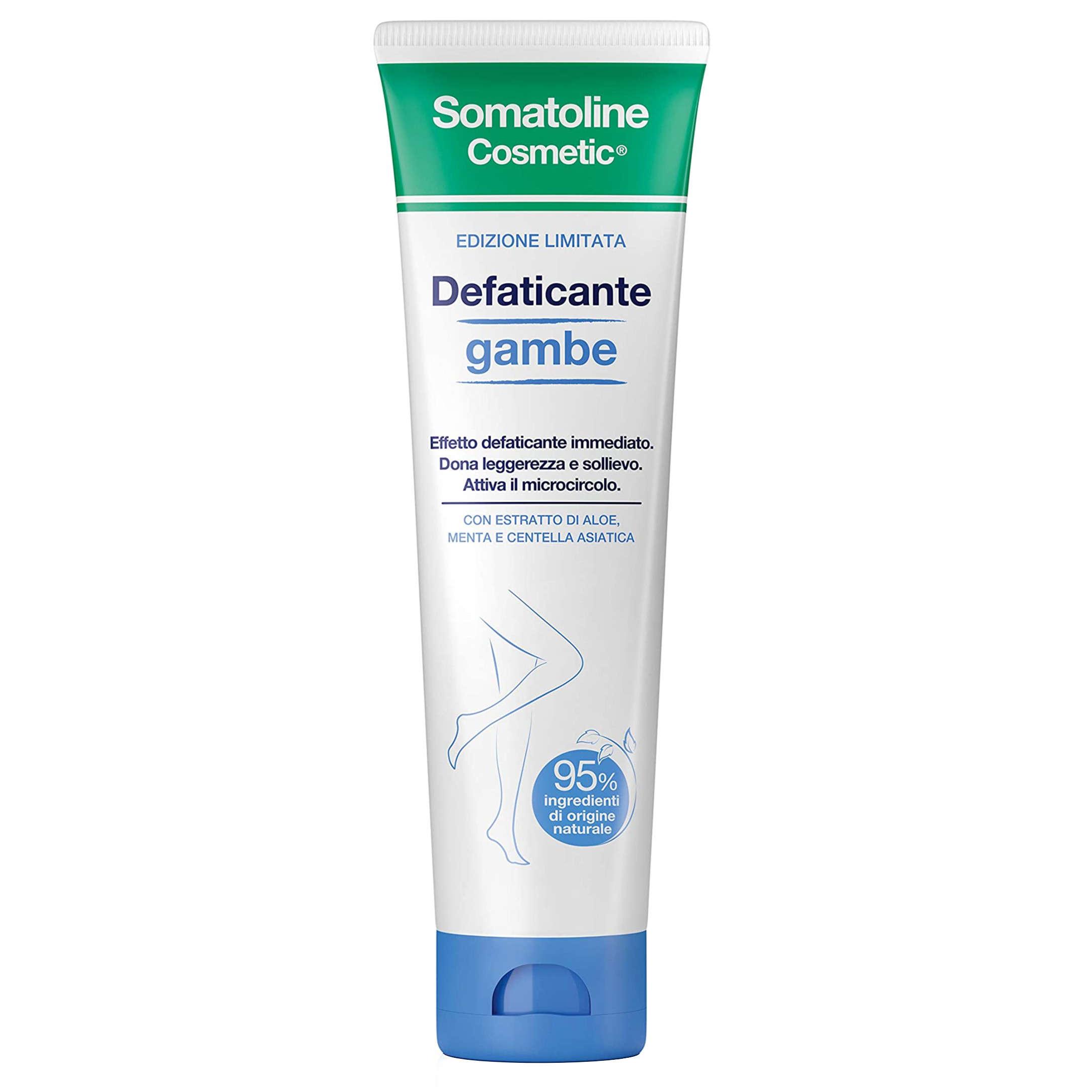 Somatoline - Cosmetic - Defaticante Gambe