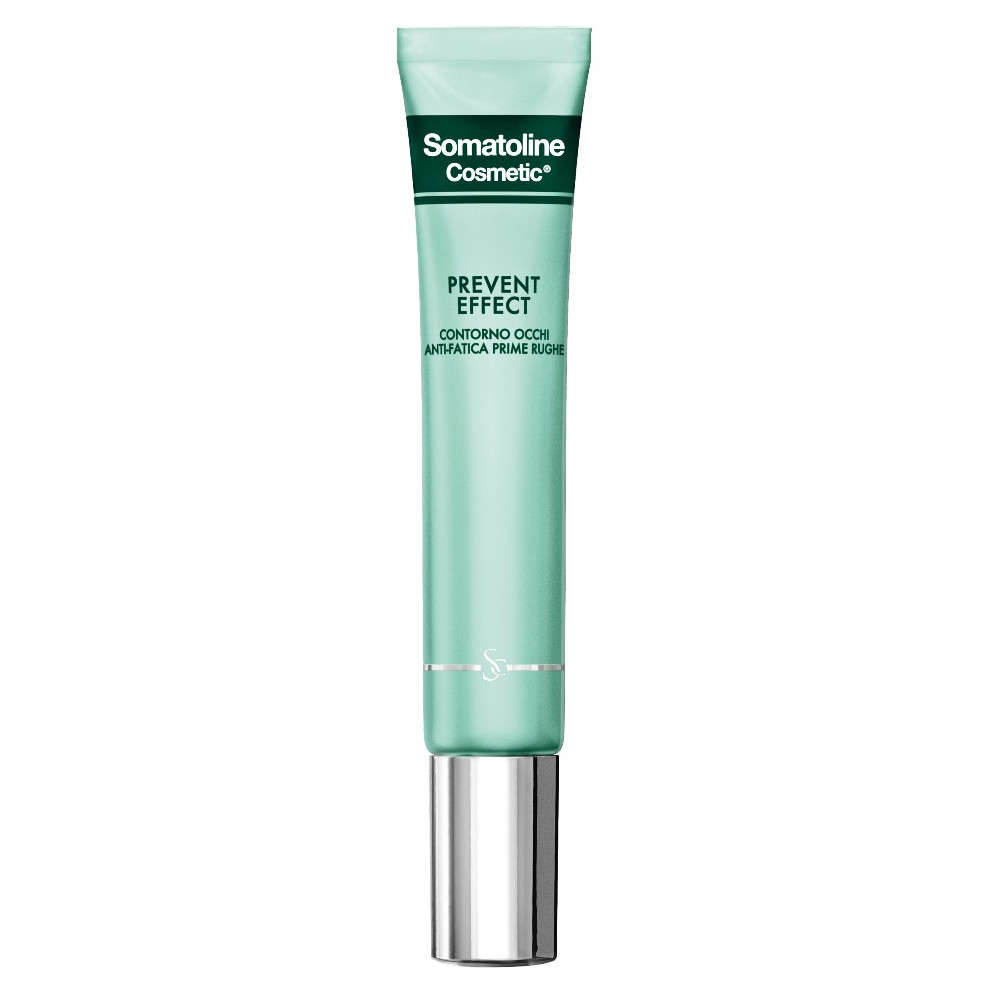 Somatoline - Cosmetic - Prevent Effect - Contorno occhi anti-fatica prime rughe
