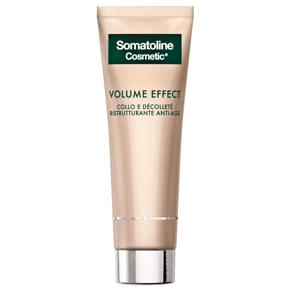 Somatoline - Cosmetic - Volume Effect - Collo e décolleté ristrutturante anti-age
