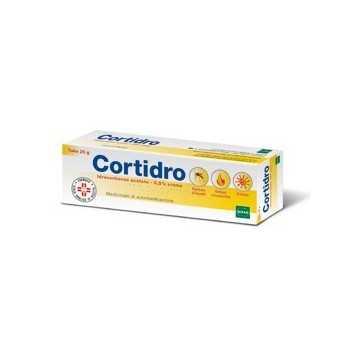 Cortidro - CORTIDRO*CREMA 20G 0,5%