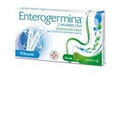 Enterog - ENTEROGERMINA*OS 10FL 2MLD/5ML