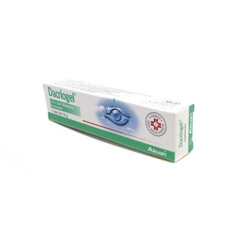 Dacriogel - DACRIOGEL*GEL TUBO 10G 0,3%