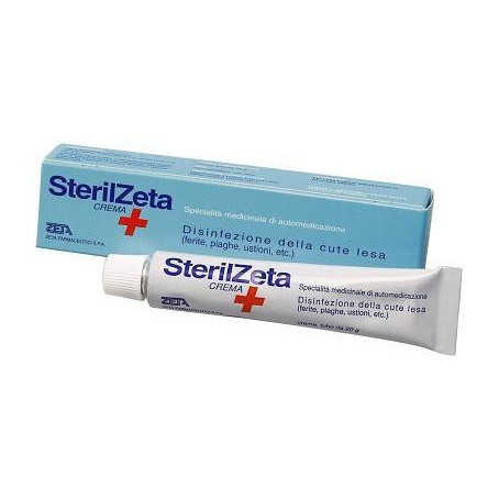 Steril Zeta - Crema