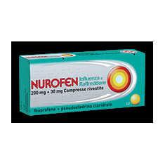 Nurofen NUROFEN INFLUEN RAFFREDD*12CPR