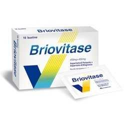 Briovitase - BRIOVITASE*10BUST 450MG+450MG