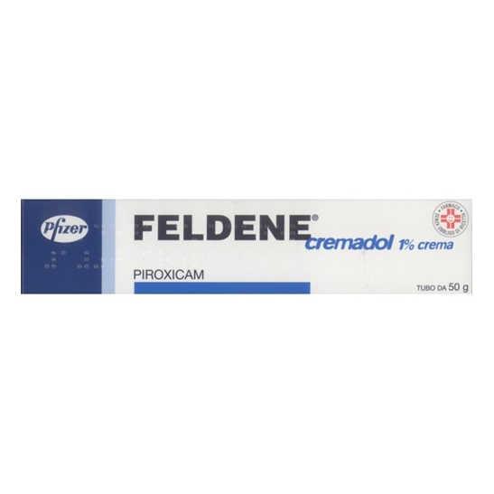 Feldene - FELDENE CREMADOL*CREMA 50G 1%
