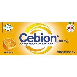 Cebion - CEBION 500*20CPR MAST ARANCIA