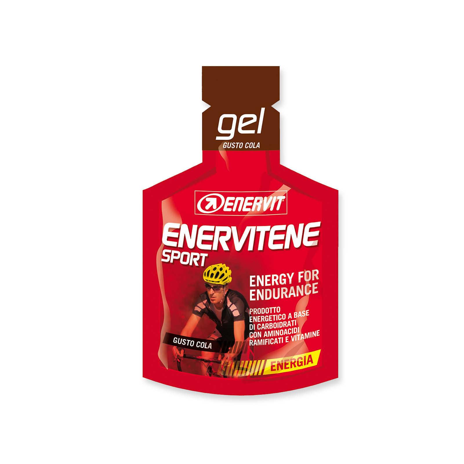 Enervit - Sport  - Gel Gusto Cola - Integratore Alimentare