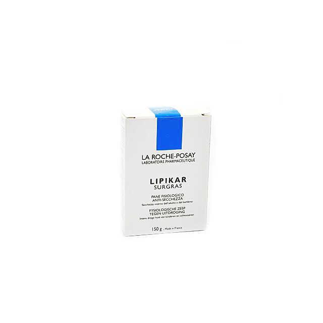 La Roche-posay - Lipikar Surgras - Pane fisiologico anti-secchezza