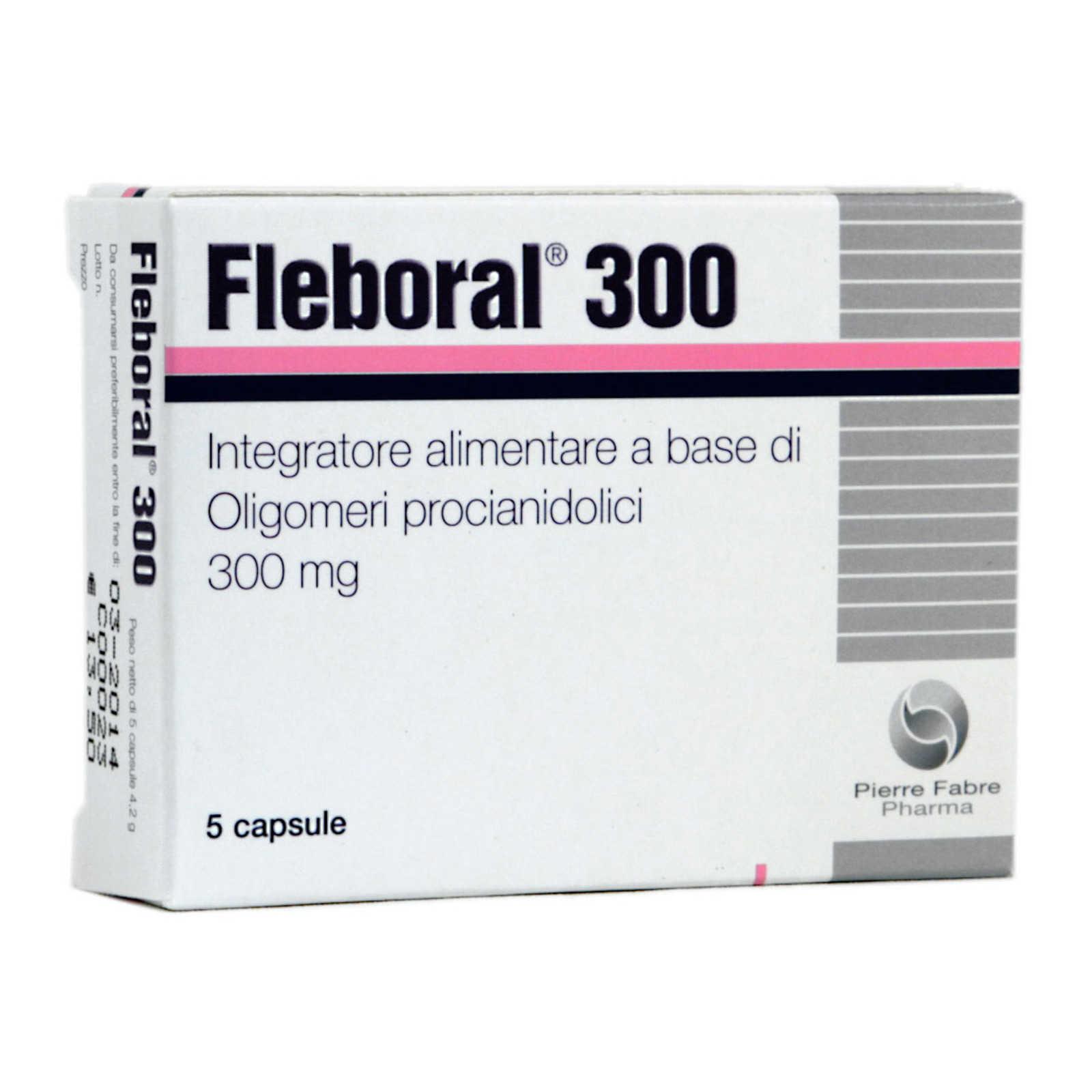 Fleboral - 300 - Oligomeri Procianidolici