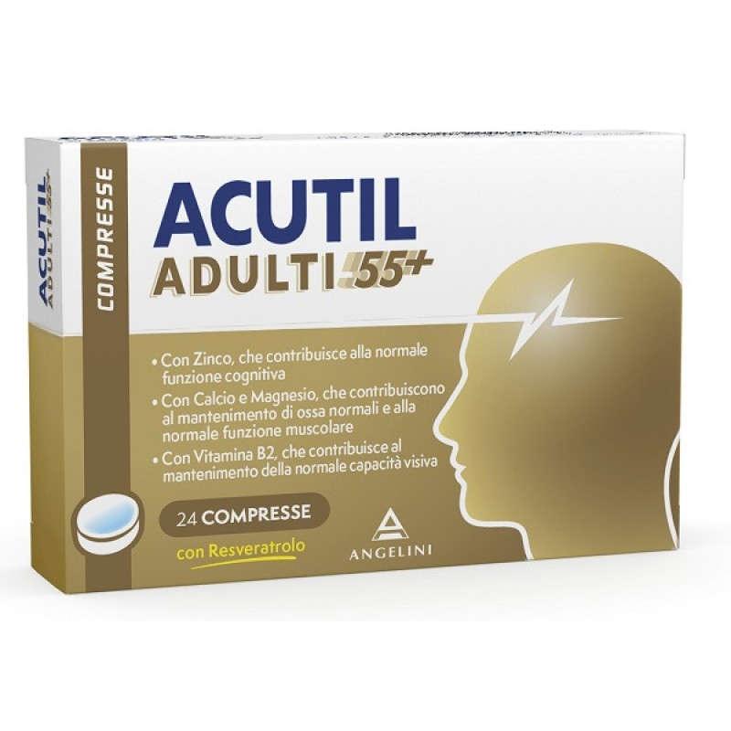 Acutil - Senior 50+ - Multivitaminico