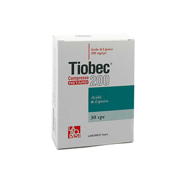 Tiobec - 200 - Retard
