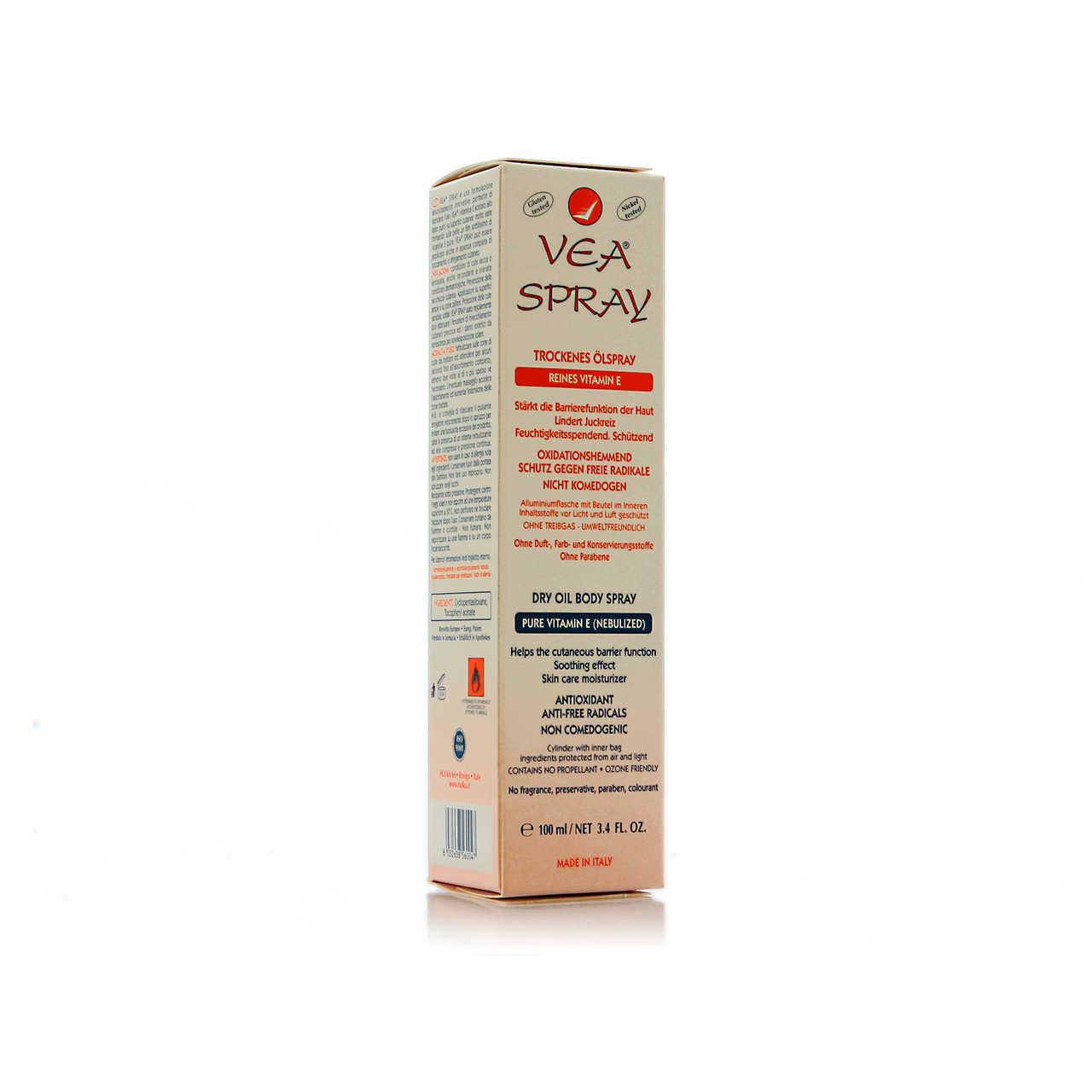 Vea - Olio idratante Secco Spray