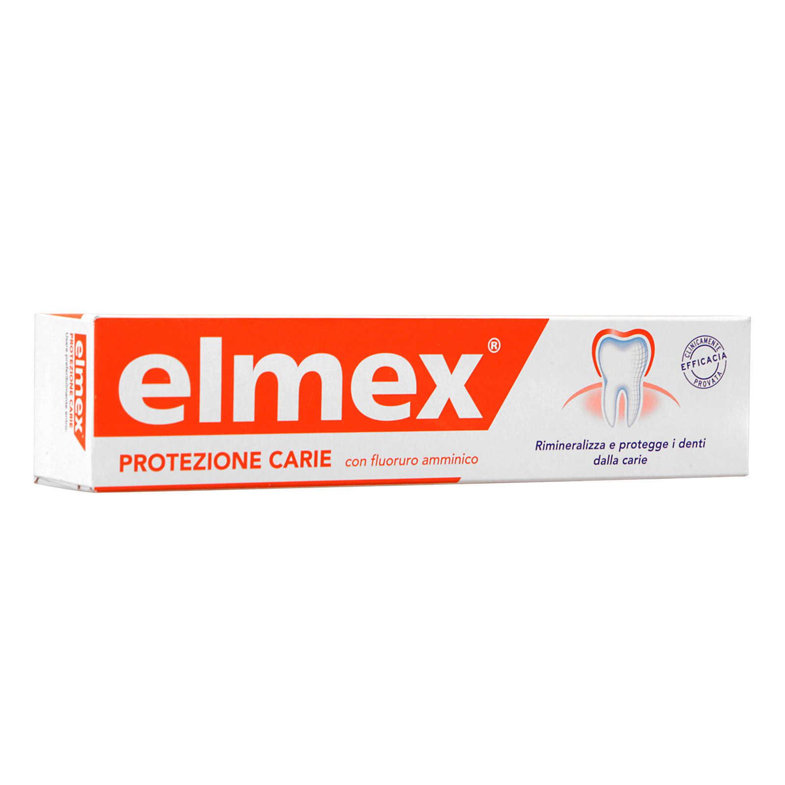 Elmex Dentifricio rimineralizzante - Protezione Carie