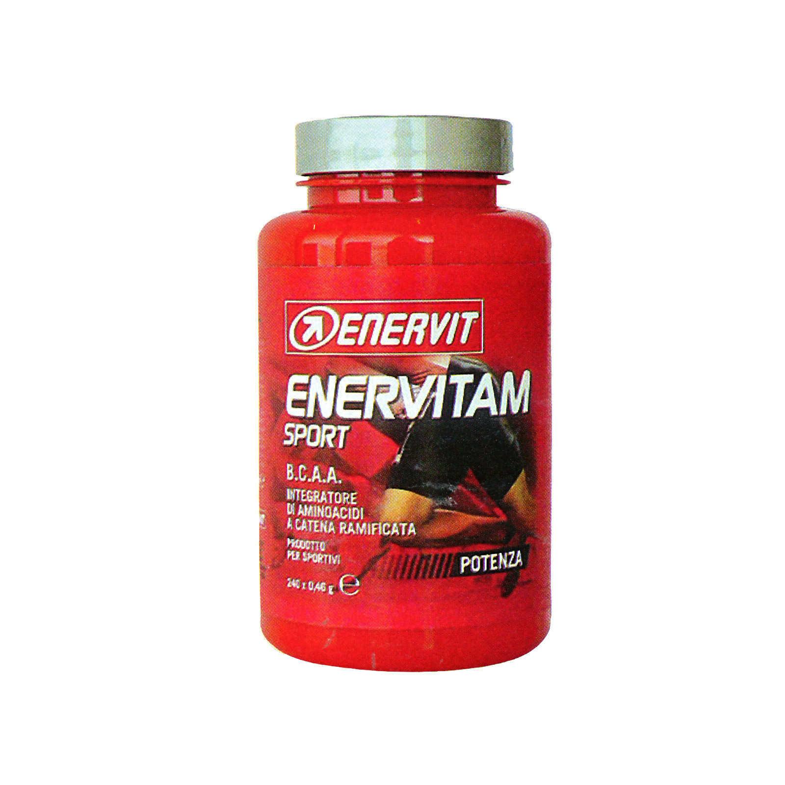 Enervit - Integratore Alimentare Amminoacidi - Enervitam Sport - Compresse