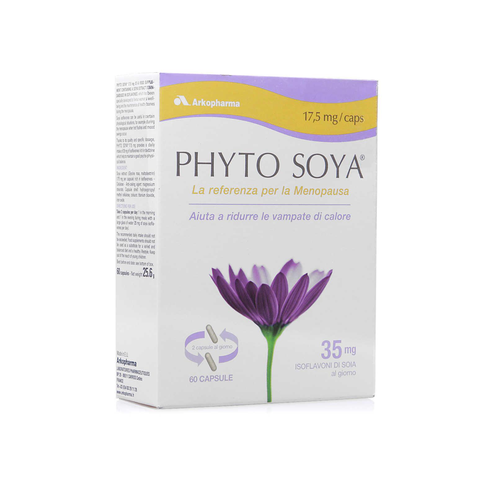 Arkofarm - Phyto Soya - 17,5 mg