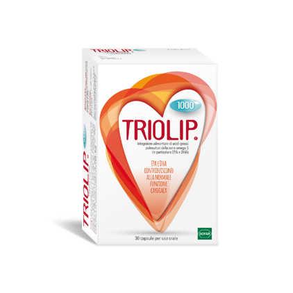 Triolip - 1000 Capsule - Integratore Alimentare