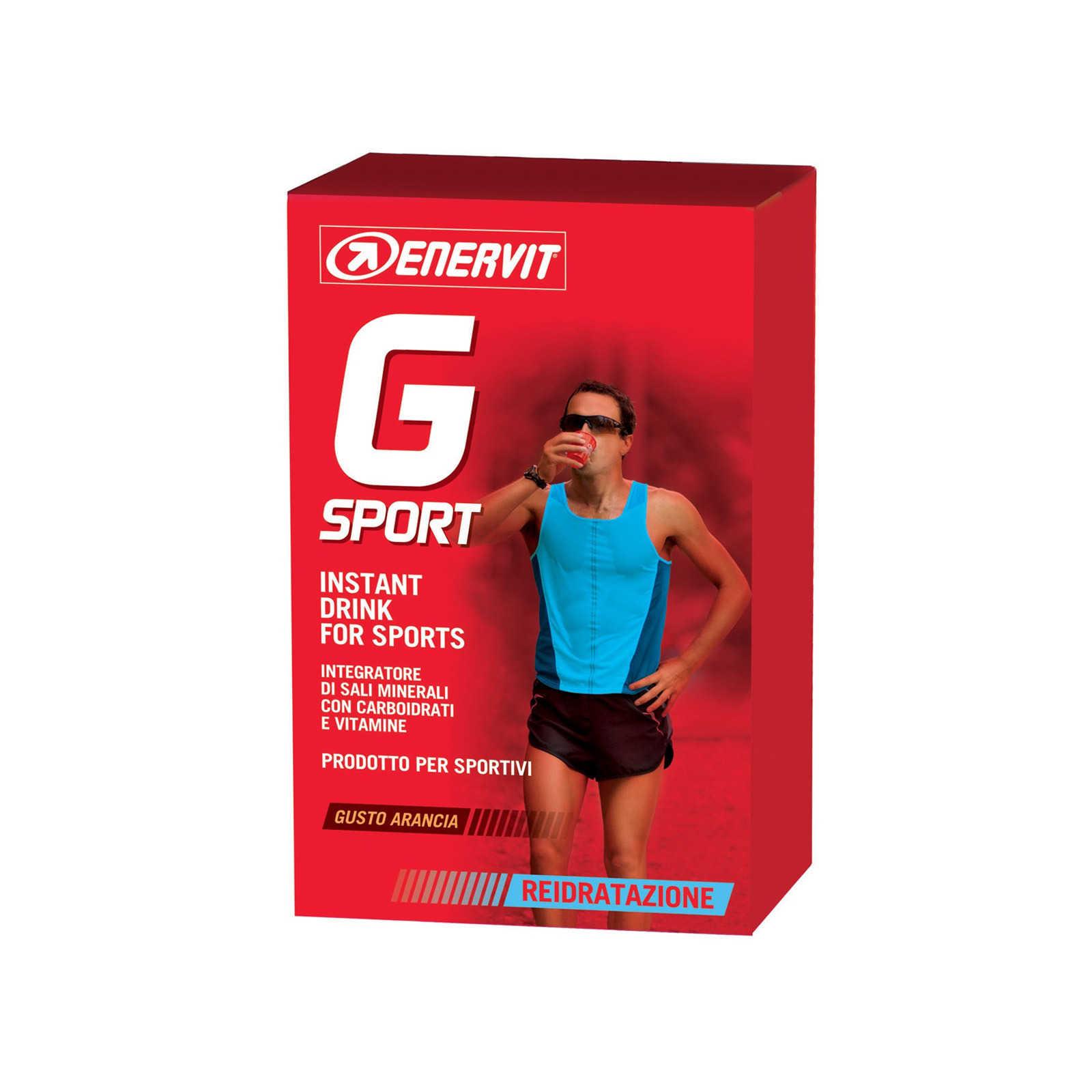 Enervit - G Sport - Arancia - Buste