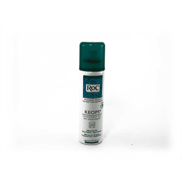Roc - Keops - Deodorante Spray Secco