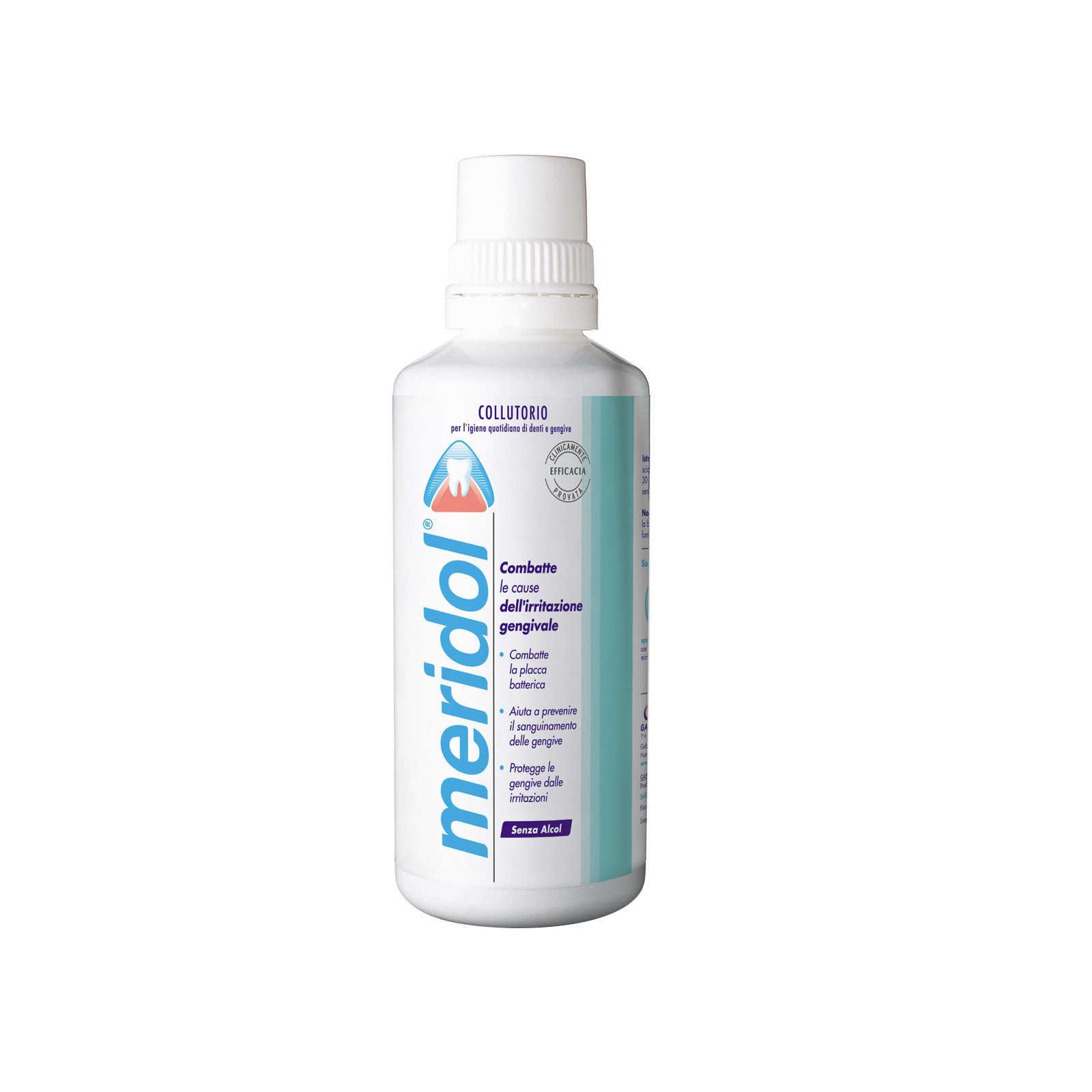 Meridol - Collutorio igiene quotidiana di denti e gengive