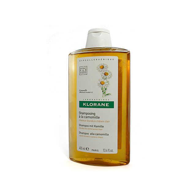 Klorane - Shampoo alla Camomilla - Capelli biondi o castani