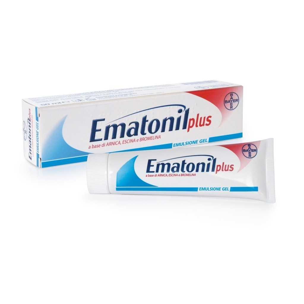 Ematonil - Plus - Crema