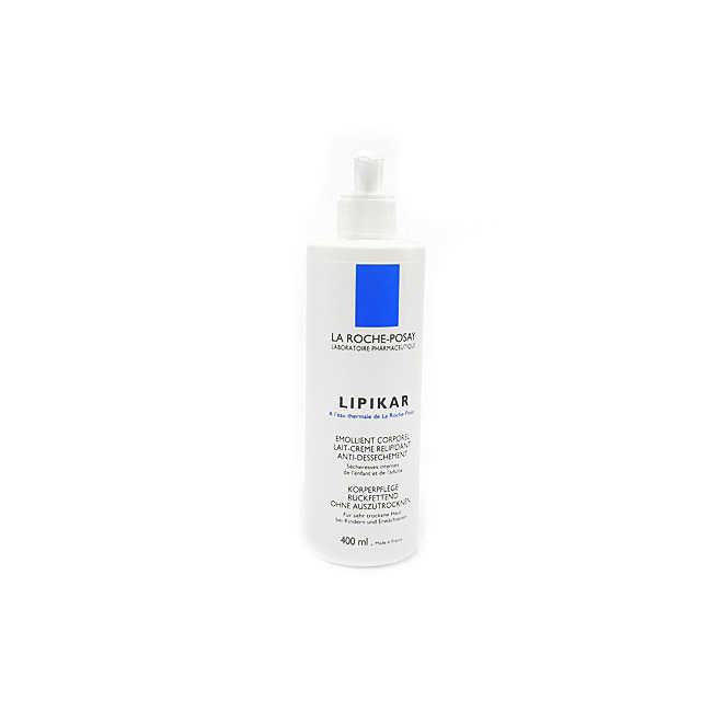 La Roche-posay - Lipikar Emolliente Corpo - Latte crema anti-secchezza
