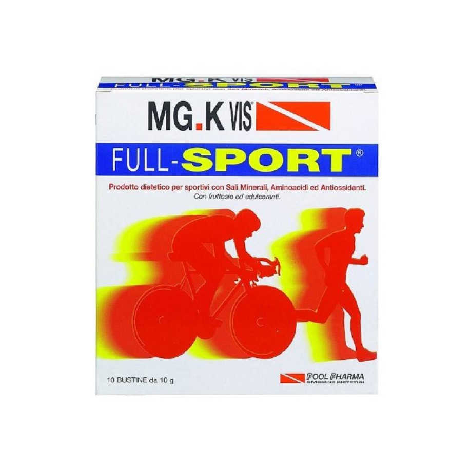 Mg-k Vis - Full Sport