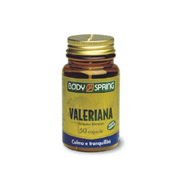 Valeriana - BODY SPRING VALERIANA 50CPS