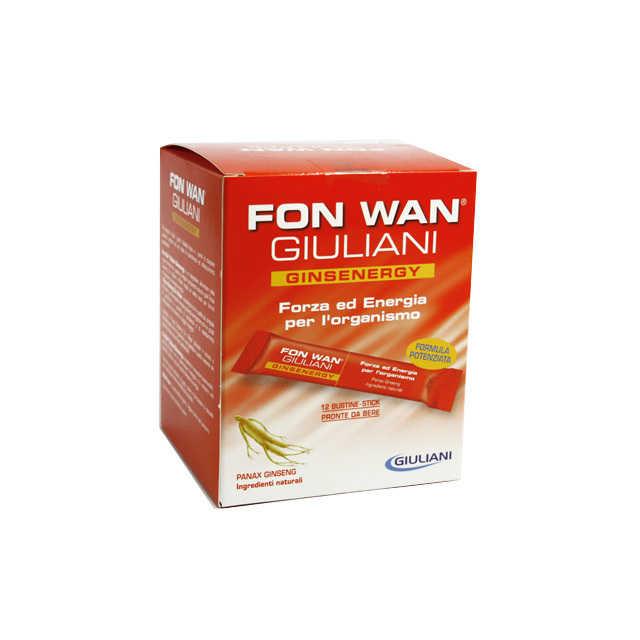 Fon Wan - Ginsenergy - Integratore Alimentare