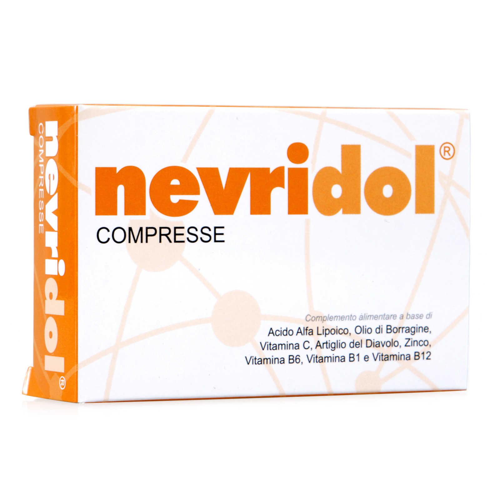 Nevridol - Compresse