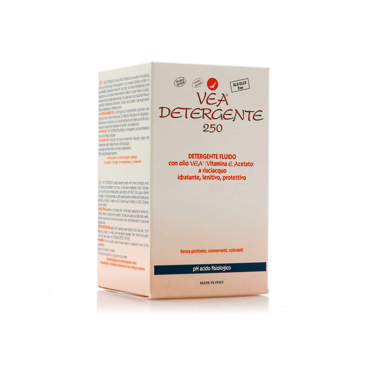 Vea - Detergente Dermo-Nettoyant 250