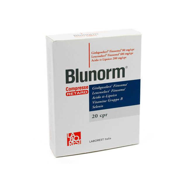 Blunorm - Retard