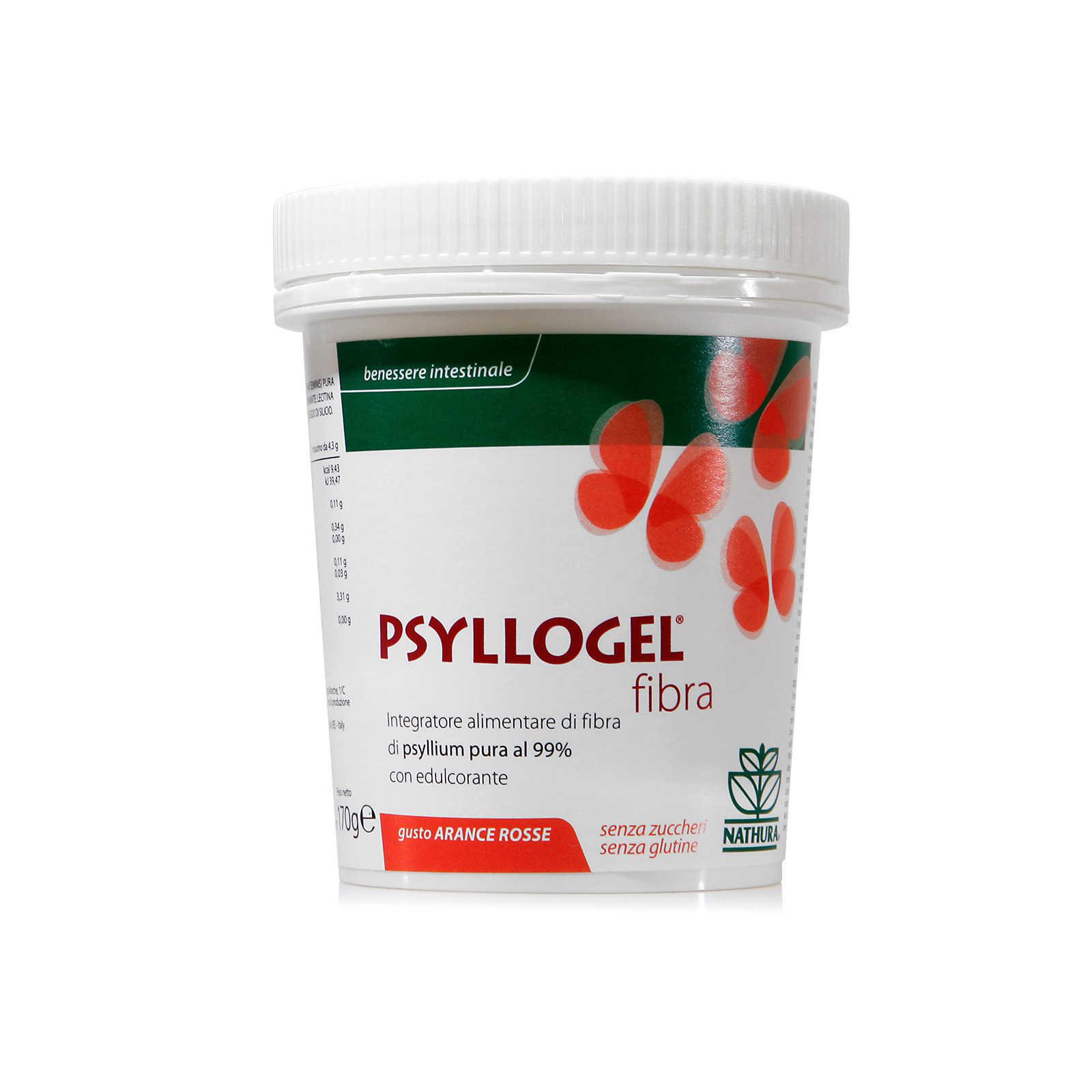 Psyllogel - Fibra - Arancia Rossa - Formato Risparmio