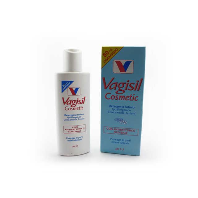 Vagisil - Cosmetic - detergente con antibatterico