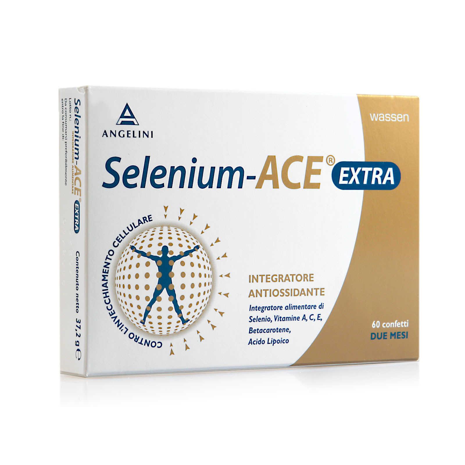 Selenium Ace - Extra