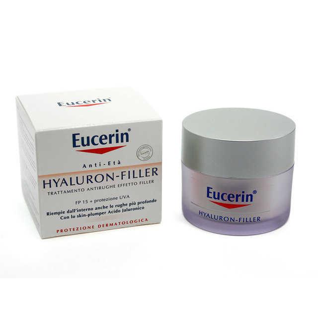 Eucerin - Hyaluron Filler - Crema Antirughe