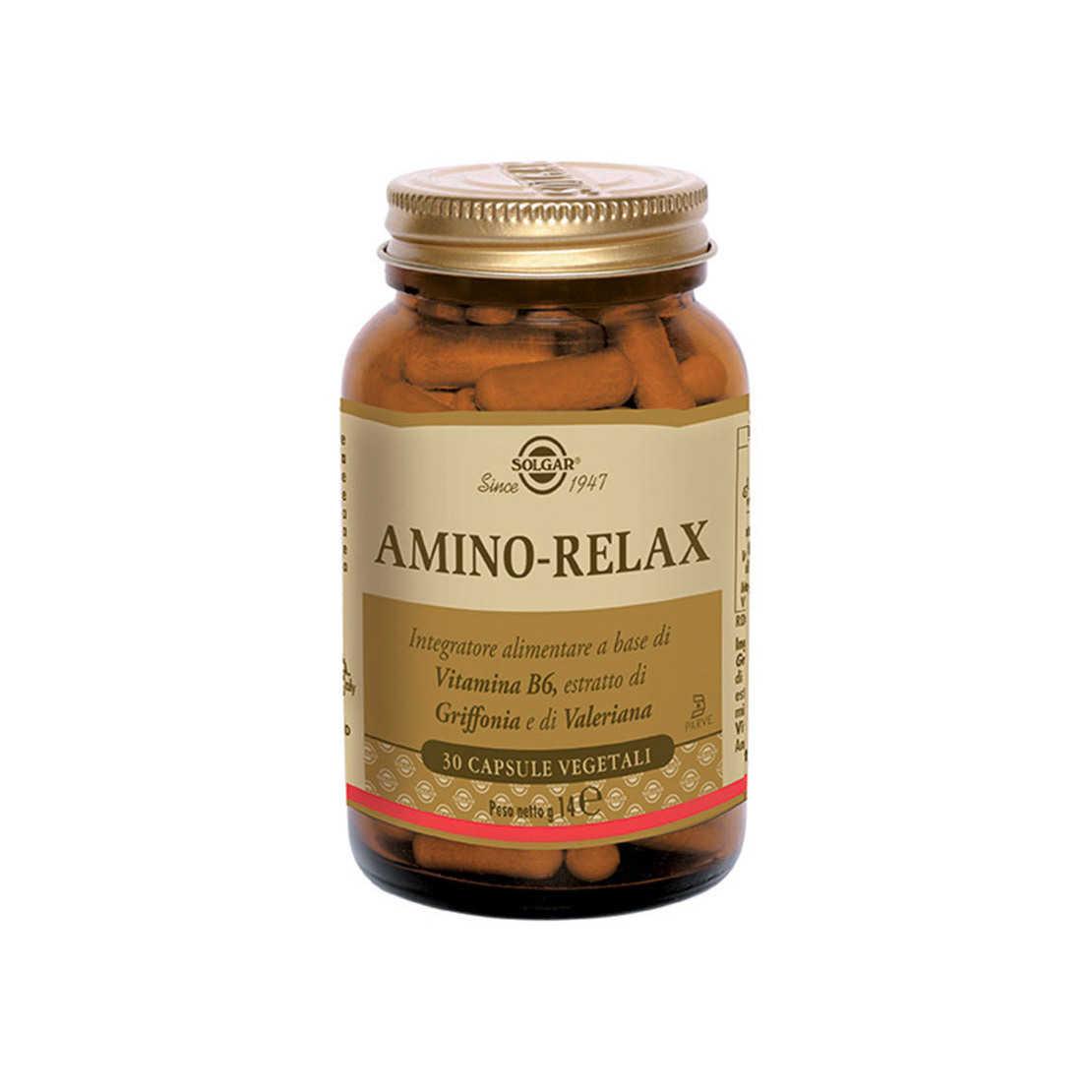 Solgar - Amino-Relax