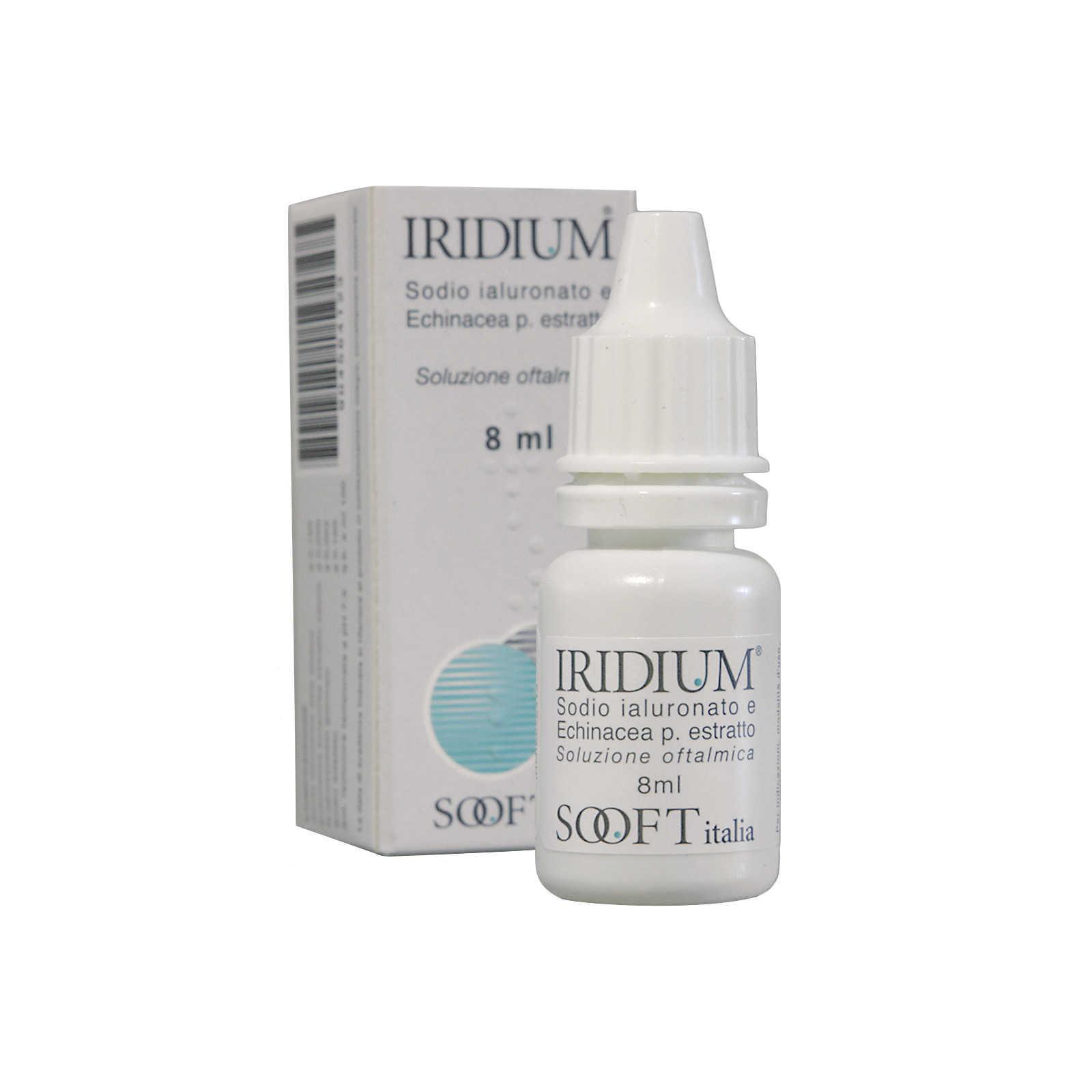 Iridium - Gocce Oculari