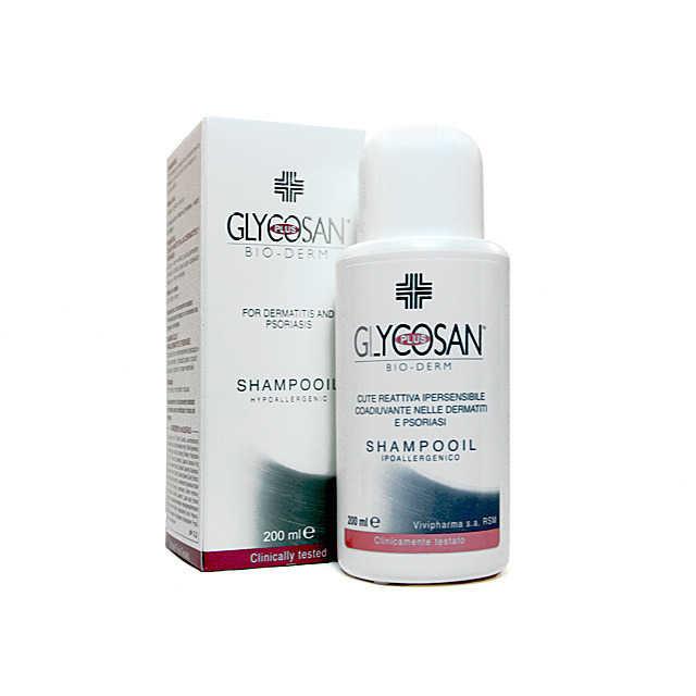 Glycosan Plus - Shampooil