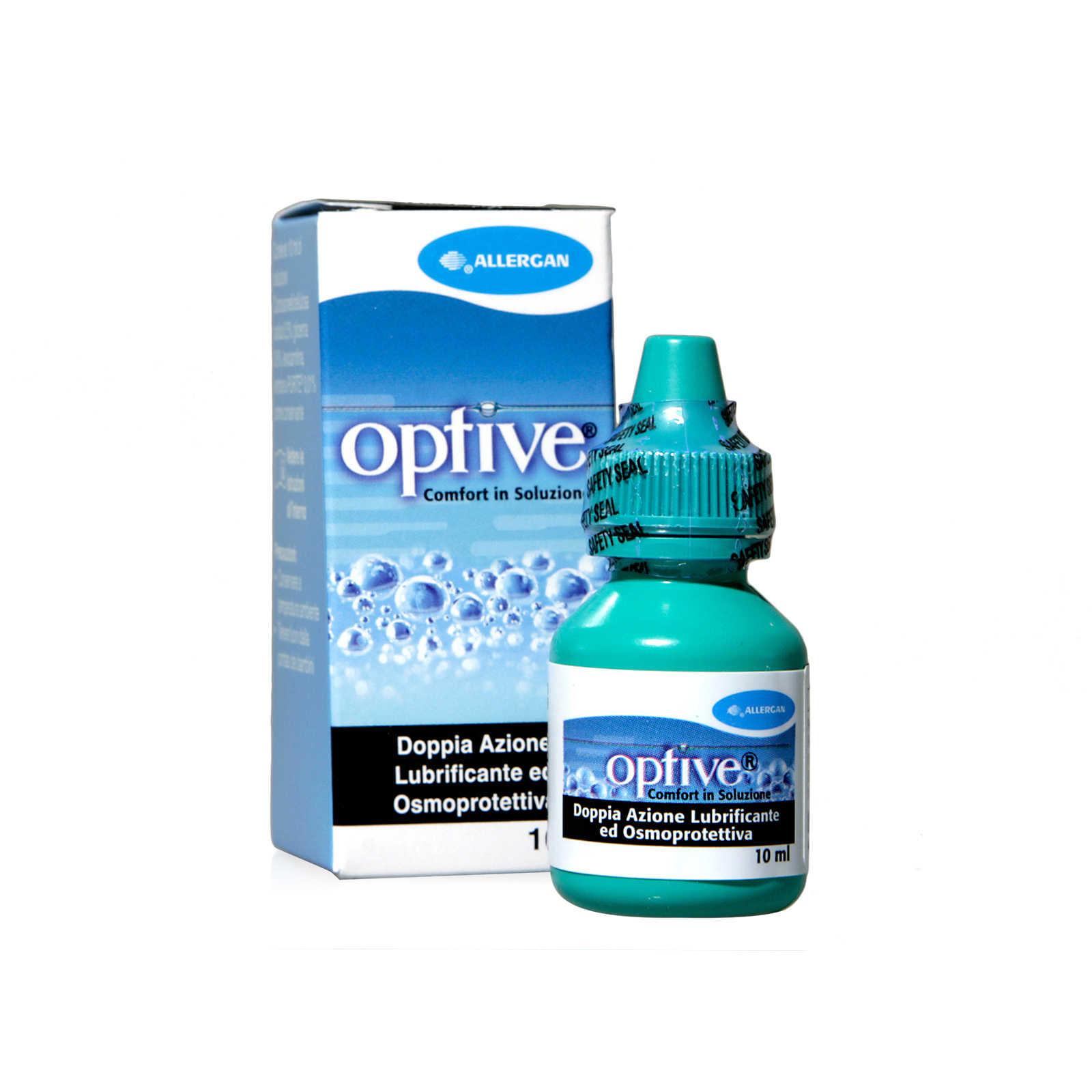 Optive - Soluzione oftalmica