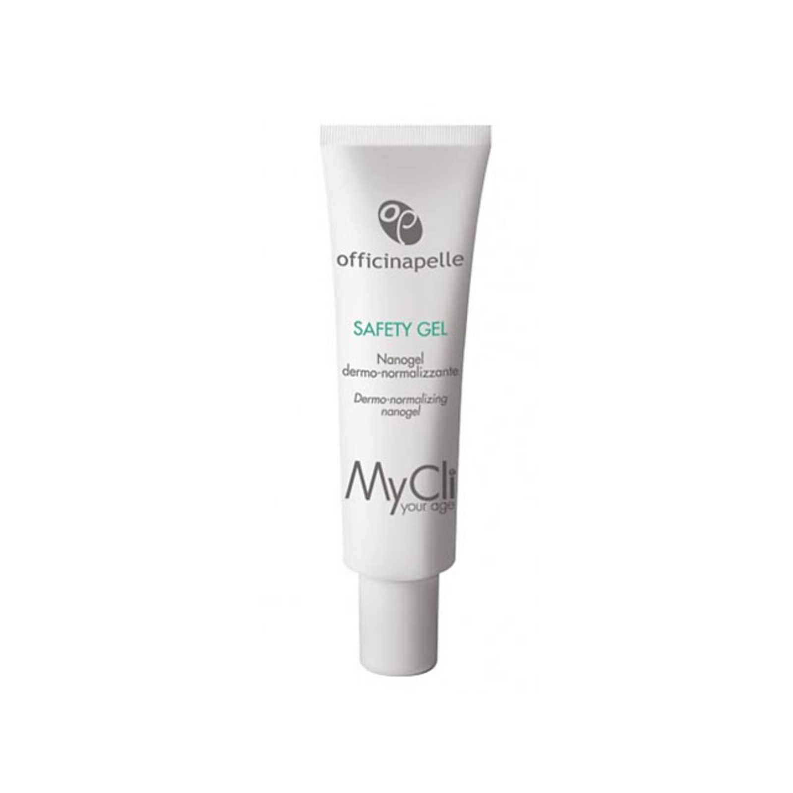 Mycli - Safety Gel - Nanogel Dermo-Normalizzante