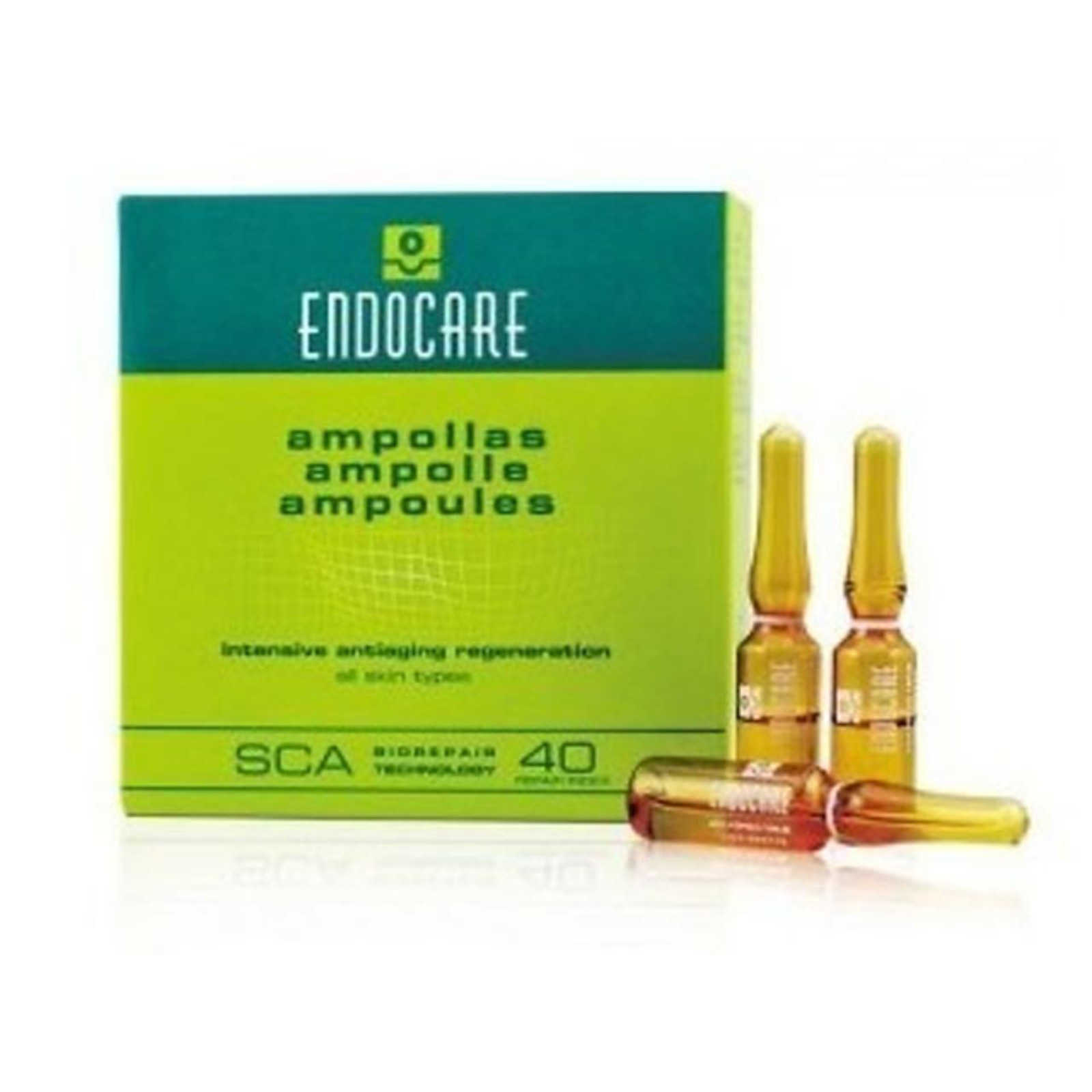 Endocare - Ampolle - Rigenerante Intensivo