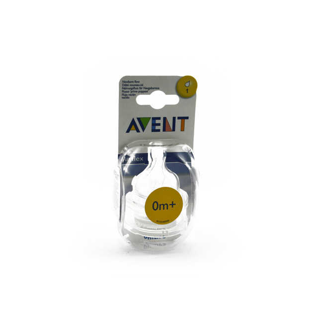Avent - Tettarella Airflex - Prime poppate 0m+
