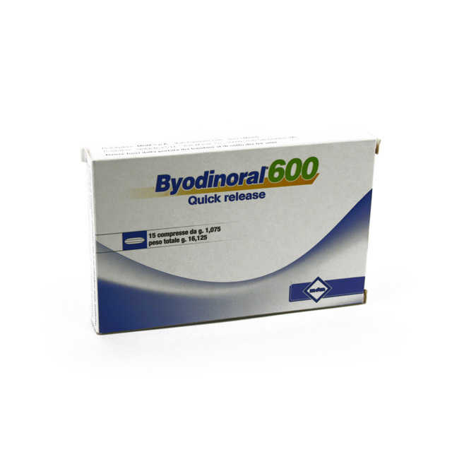 Byodinoral - 600 - quick release