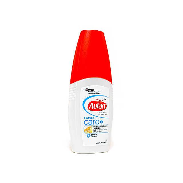 Autan - Family Care - Vapo - Repellente antizanzare